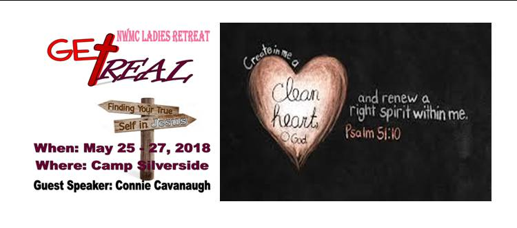 Ladies retreat 2018 website